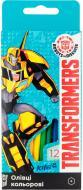 Олівці кольорові Transformers TF17-051 KITE