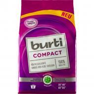 Пральний порошок для машинного та ручного прання Burti Сompact універсальний 1,1 кг
