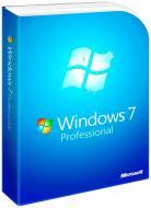 Програмне забеспечення Microsoft Windows 7 Pro Russian DVD BOX (FQC-00265)