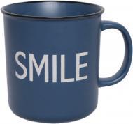 Чашка JUST SMILE 650 мл Bella Vita