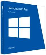 Програмне забеспечення Microsoft GGK Windows 8.1 32-bit Russian 1pk DVD (44R-00204)