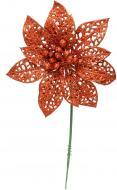 Гілочка декоративна Квітка 20 см 470754