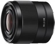 Об'єктив Sony 28mm f/2.0 для камер NEX FF