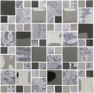 Плитка Intermatex Kaos Grey 30х30