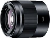 Об'єктив Sony 50mm, f/1.8 Black для камер NEX