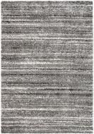 Килим Karat Carpet Shaggy Melange Grey-Lines 0,8x1,2 м сток