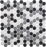 Плитка MIDAS Mosaic A-MBO06-XX-004 31x30,8