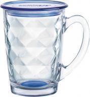 Чашка New Morning Diamond Blue 320 мл Luminarc