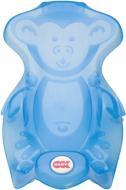 Гірка для купання OK Baby Monkey блакитний 38189900