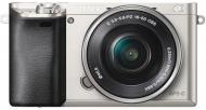 Фотоапарат Sony Alpha 6000 16-50mm Kit silver