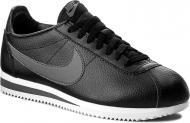 Кеды Nike CLASSIC CORTEZ LEATHER 749571-011 р. 9,5 черный