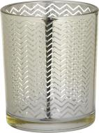 Свічник стаканчик Mercury золотистий 7х8,4 см