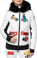 Куртка Rossignol W YAKIMA BOMBER BG JKT RLHWJ03 р.L белый