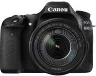 Фотоапарат Canon EOS 80D EF-S 18-135mm IS USM WiFi