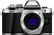 Фотоапарат Olympus OM-D E-M10 Mark II Body silver
