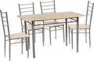 Комплект Візит-3 Стіл обідній зі стільцями 4 шт.
