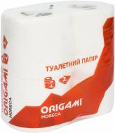 Туалетний папір Origami Horeca двошаровий 4 шт.