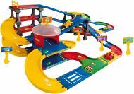 Ігровий набір Wader Мультипаркінг з дорогою Kid Cars 3D 53070