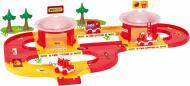 Ігровий набір Wader Пожежна станція Kid Cars 3D 53310