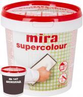 Фуга MIRA Supercolour 147 1,2 кг коричневий