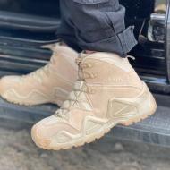 Ботинки туристические ESDY р. 39 светло-коричневый