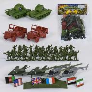 Военный набор Play Smart 3036 Оружие к бою (2-1073)