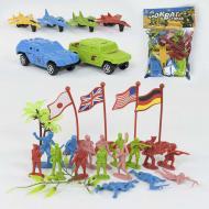 Комбат Small Toys 7907 32 детали (2-38806)