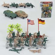 Комбат Small Toys 79105 36 деталей (2-77840)