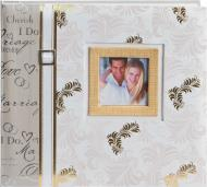 Фотоальбом весільний 24,6x22,7 см J9026