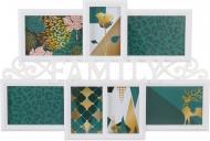 Коллаж Family SM00260HY3307 7 фото 10x15/18x13 см белый