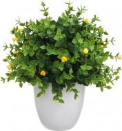 Растение искусственное Потентилла XD15-427-Y yellow