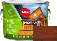 Лазурь Altax PROFI-LASUR protector Орех мат 2,5 л