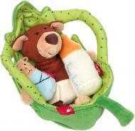 Мягкая игрушка sigikid Люлька медвежонка 22 см 41688SK