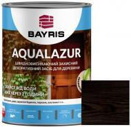 Лазурь Bayris Aqualazur Палисандр мат 0,75 л