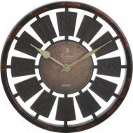 Часы настенные Skeleton