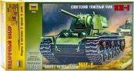 Подарунковий набір ZVEZDA Радянський танк КВ-1 1:35 3539П