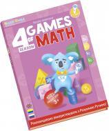 Іграшка інтерактивна Smart Koala Ігри Математики (Cезон 4) SKBGMS4