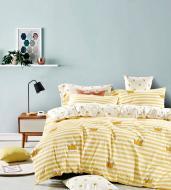 Комплект постельного белья Yellow Crown желтый Design_GZM