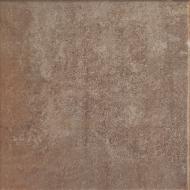 Клінкерна плитка Fondi rosso kapinos stopnica narozna 33x33 Ceramika Paradyz