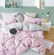 Комплект постельного белья Rose Rabbit розовый Design_YMY