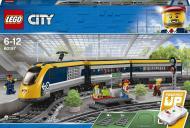 Конструктор LEGO City Пасажирський потяг 60197