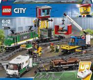 Конструктор LEGO City Вантажний потяг 60198