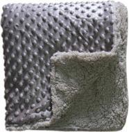 Плед Serpa Solid 100x120 см бежевый
