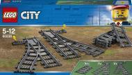 Конструктор LEGO City Стрілочний перевід 60238