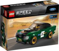 Конструктор LEGO Speed Champions Автомобіль Ford Mustang Fastback 1968 року 75884