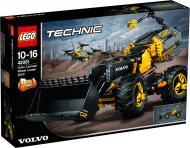 Конструктор LEGO Technic Volvo колісний навантажувач ZEUX 42081
