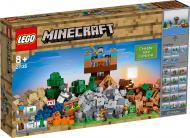 Конструктор LEGO Minecraft Верстак 21135