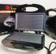 Гриль Domotec электрический двухсторонний 1000 Вт (MS-7709)