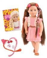Лялька Our Generation Паркер зі зростаючими волоссям і аксесуарами BD37017Z