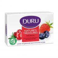 Мыло Duru Nature's Treasures Лесные ягоды 90 г 3 шт./уп.